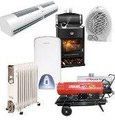 Климатотехника и отопительное оборудование для жилых помещений