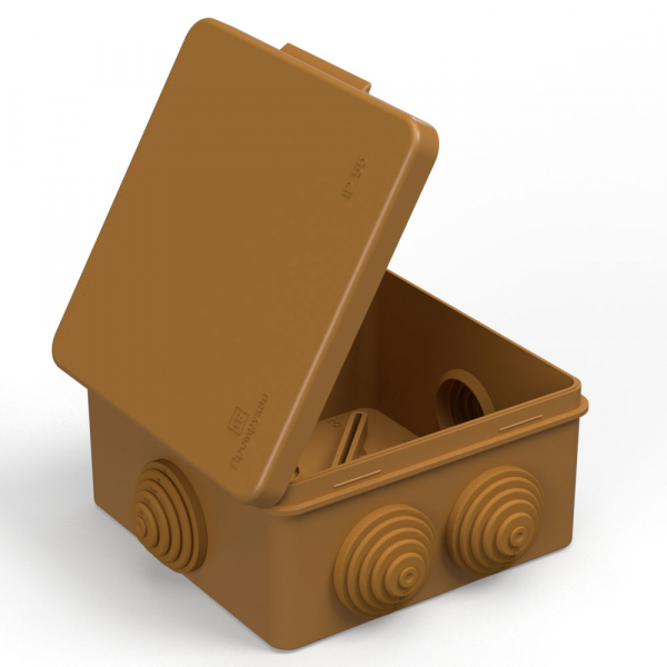 Соединительные и монтажные коробки