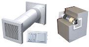 Установки для ввода / вывода воздуха